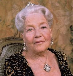 Isabelle, Countess of Paris, in 2003, wearing the Art Deco tiara
