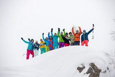 Niseko Photography, Shades of Winter