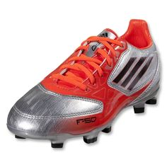 on sale 07cdd 78be8 adidas F10 TRX FG Junior (MetsilverInfrared) Adidas F10, Trx, Cleats