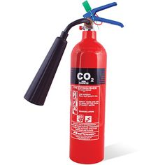 http://FrakerFire.com Safety Blog >> How CO2 Fire Extinguishers Work. Read full article: http://FrakerFire.com/Blog/how-co2-fire-extinguishers-work/