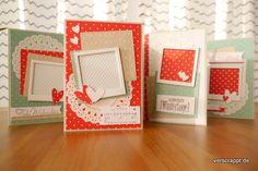 Weihnachtskarten-Weihnachten-Karten-Winter-Christmas-Cards-Xmas-Set-Passend-Polaroid-Frame-Rahmen-Bild-Fotokarte-Foto-Herz-Designpapier-alle-4