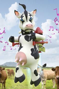 MAD | Cow