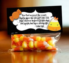 candy corn poem candy corn poem and sunday school - Religious Halloween Crafts