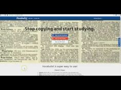 Practical Ed Tech Tip of the Week – Quickly Create Vocabulary Study Sheets from Documents   Practical Ed Tech