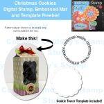 Christmas Cookies Freebie