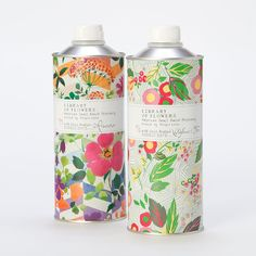 Library of Flowers Wildflower & Fern Bubble Bath in New SHOP Spa+Accessories at Terrain Tea Packaging, Pretty Packaging, Flower Packaging, Spa Accessories, Creativity And Innovation, Perfume, Floral Illustrations, Bottle Design, Packaging Design Inspiration