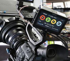 Monitor/grabador ATOMOS SAMURAI :: Falcofilms :: listado de productos alquiler