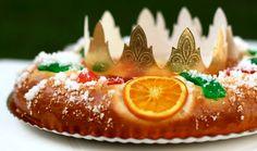 Roscón de Reyes: Receta fácil - Recetín