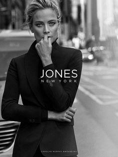Carolyn Murphy for Jones