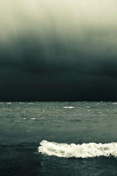 ❦ Ocean Landscape Wave by Cuba Gallery