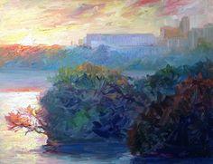 Jian Wang Sunset I