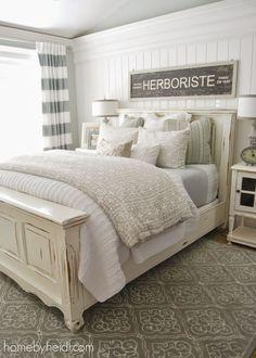Rustic farmhouse style master bedroom ideas (55)