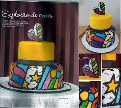 Nosso trabalho na edição 18 da revista Cake Designer