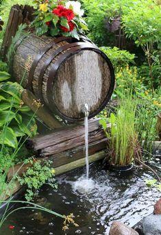 Nice 65 Pondless Backyard Waterfall Garden Ideas https://idecorgram.com/2929-65-pondless-backyard-waterfall-garden-ideas