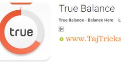 Truebalance is Now Giving Rs.15 Per Refer and Rs.10 Free on Sign Up on Truebalance App.Refer and Earn Unlimited (Trick) From Truebalance App.Just Share Truebalance App from your Own Refer link and Earn Rs.15  Unlimited Everytime From Truebalance...