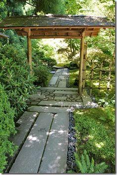 "Portland Japanese Garden ""So much to like, is Portland near Osaka?"" KB"