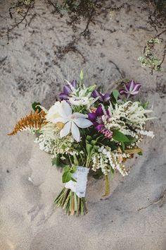 Malibu beach wedding   Photo by EP Love   Read more - http://www.100layercake.com/blog/?p=73149