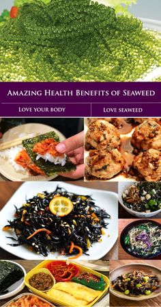 Seaweed: Nutrition Facts and Health Benefits