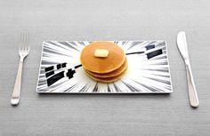 擬音や集中線! マンガの視覚効果をデザインした皿が増産へ | nikkei BPnet <日経BPnet>