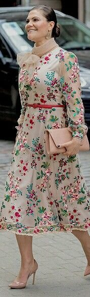 Crown Princess Victoria of Sweden. Princess Victoria Of Sweden, Crown Princess Victoria, Princess Mary, Swedish Royalty, Denmark, Royals, Queen, History, How To Wear