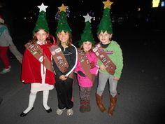 Make a Christmas Tree Elf Hat