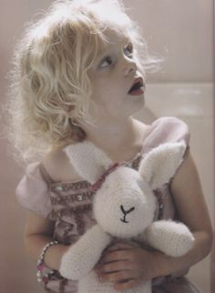 millicent rabbit, great blog, im trying to find the bunny patteren, there are also lots of others, including an adorable muffun crochet pin cushion