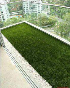 artifiicial grass for balcony