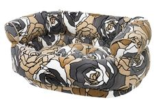 Bowsers Tranquility Microvelvet Double Donut Dog Bed