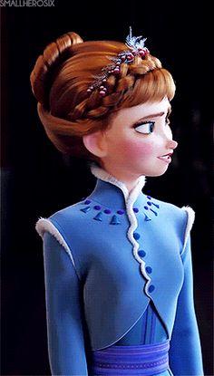 Princess Anna from Frozen Princesa Disney Frozen, Anna Disney, Disney Princess Frozen, Disney Princess Pictures, Anna Frozen, Olaf Frozen, Frozen Movie, Jennifer Lee, Frozen Wallpaper