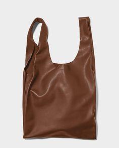 Baggu - Leather Baggu