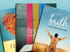 Church Flyers, Christian Flyers, Flyer Templates - Sharefaith.com