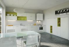 The singular kitchen the singular kitchen tsk blanco y - Singular kitchen valencia ...