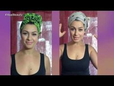 Head Wrap Tutorial: 2 Styles by #AsalBeauty