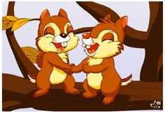chip and dale number one