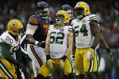 Clay Matthews sack dance. Gets me every time! Hahaha