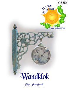 Workshop Wandklokje