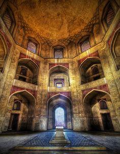 Humayun's Tomb in India