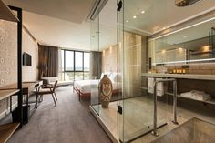 Hotel Sahrai by Christophe Pillet