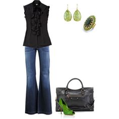 Instead of shopping... I Polyvore:)