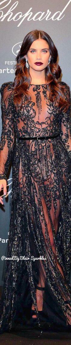 Sara Sampaio At Cannes Film Festival 2017 ♕♚εїз | BLAIR SPARKLES |