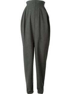 Farfetch ~ Rick Owens Wide Leg Trousers