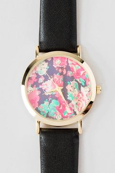Mayfair Floral Watch