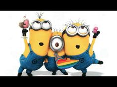 Despicable Me Theme Party ideas and minions party supplies. How to Throw the Perfect Despicable Me minions Party. Amor Minions, Despicable Me 2 Minions, Minions Love, Minions 2014, Minion Stuff, Minion Things, Minion Games, Happy Minions, Minions Quotes