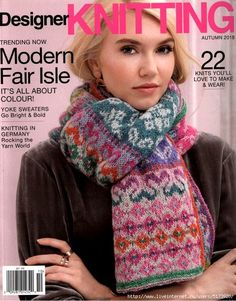 Arts And Crafts Beer Parlor Designer Knitting Patterns, Knitting Machine Patterns, Dishcloth Knitting Patterns, Vogue Knitting, Knitting Books, Knitting Projects, Simply Knitting, Easy Knitting, Knitting Magazine