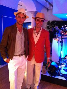 Brioni Men's Fashion for Spring-Summer 2012, Cuban Style