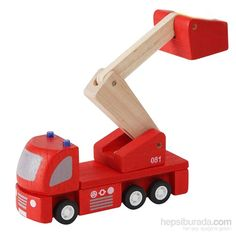 Plantoys İtfaiyeci (Fire Engine)