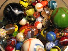 1950's Marbles