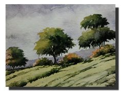 watercolour small paintings - Google Search