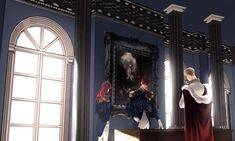 Trash of the Count's family - Cale Henituse, Rosalyn & Crown Prince Alberu Anime Boy Hair, Fantasy Art Landscapes, Boy Images, Best Novels, Anime Couples Manga, Manhwa Manga, Cute Anime Character, Light Novel, Black Butler
