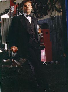 Jeff Gordon Styling Tux